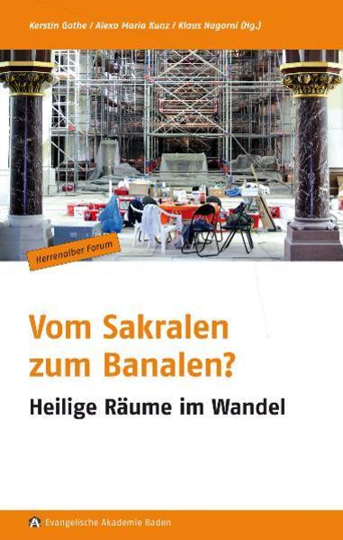Vom Sakralen zum Banalen? - Coverbild