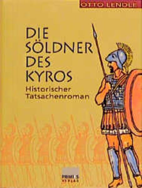 Die Söldner des Kyros - Coverbild