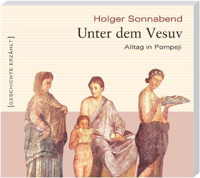 Unter dem Vesuv - Coverbild