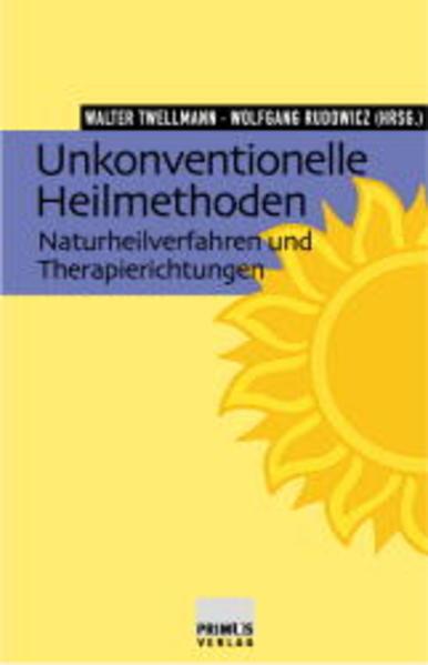 Unkonventionelle Heilmethoden - Coverbild