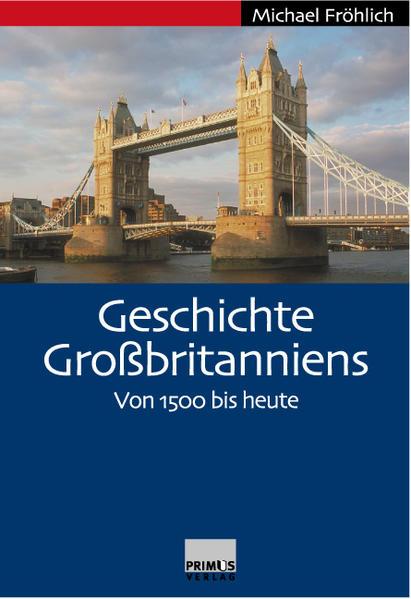 Geschichte Grossbritanniens - Coverbild