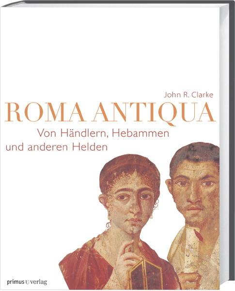 Roma Antiqua - Coverbild