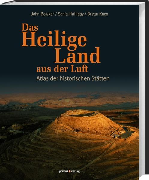 Das Heilige Land aus der Luft - Coverbild