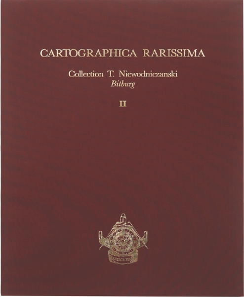 Cartographica Rarissma II - Coverbild