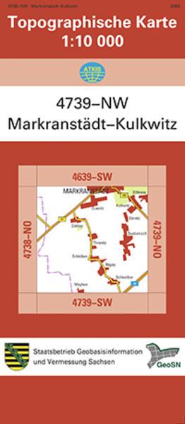 Markranstädt-Kulkwitz (4739-NW) - Coverbild