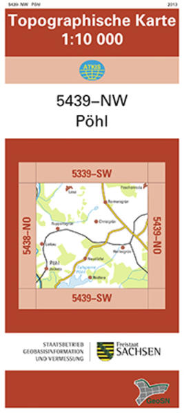 Pöhl (5439-NW) - Coverbild