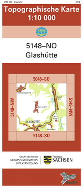 Glashütte (5148-NO) - Coverbild