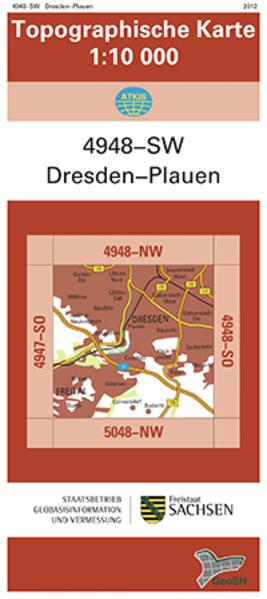 Dresden-Plauen (4948-SW) - Coverbild