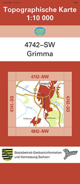 Grimma (4742-SW) - Coverbild