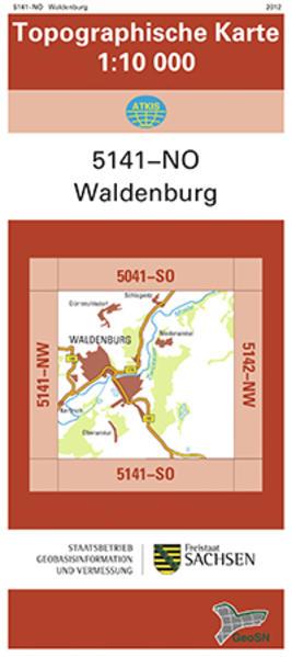 Waldenburg (5141-NO) - Coverbild
