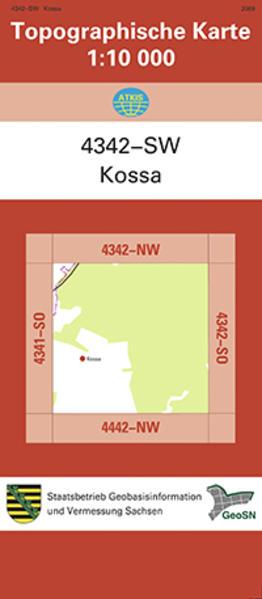 Kossa (4342-SW) - Coverbild