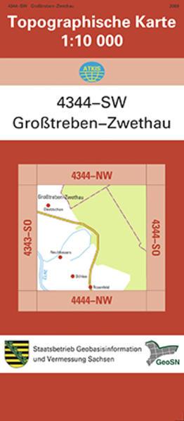 Großtreben-Zwethau (4344-SW) - Coverbild