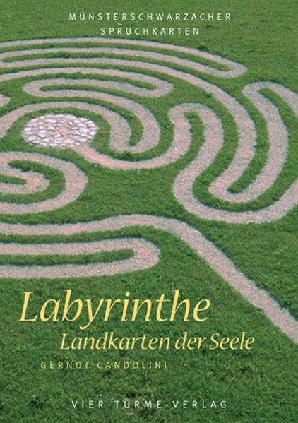 Labyrinthe - Landkarten der Seele - Coverbild