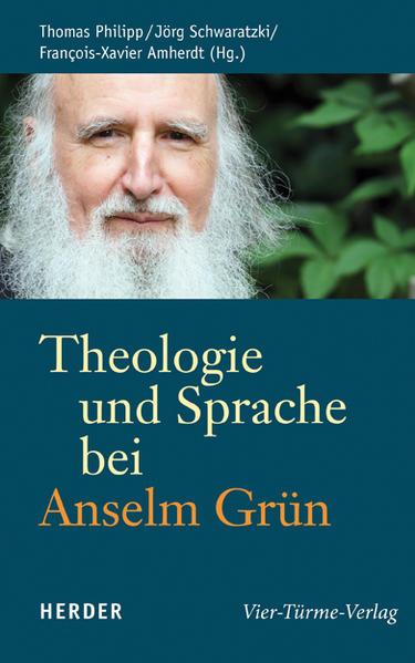 Theologie und Sprache bei Anselm Grün - Coverbild