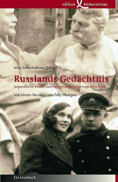Russlands Gedächtnis - Coverbild