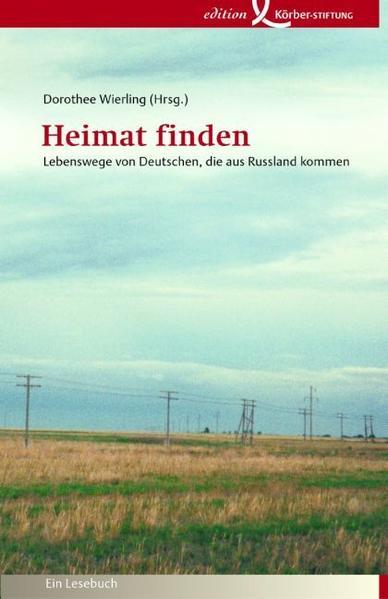 Heimat finden - Coverbild