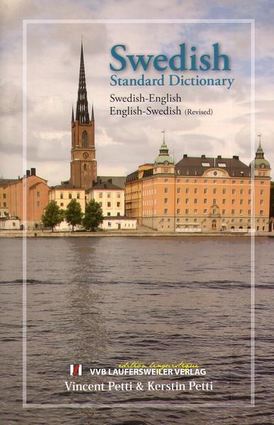 Englisch - Schwedisch und Schwedisch - Englisch Wörterbuch / English - Swedish and Swedish - English Dictionary - Coverbild