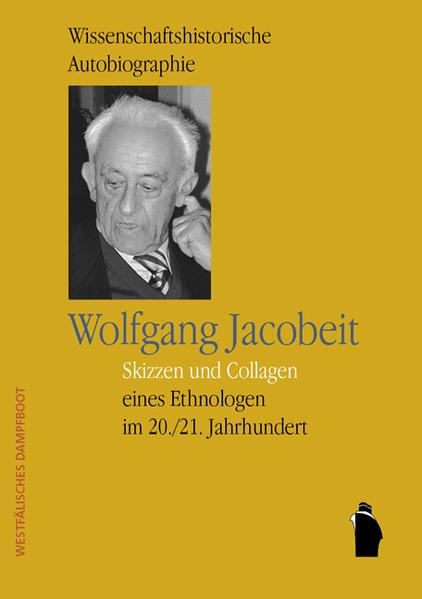 Wissenschaftshistorische Autobiographie - Coverbild