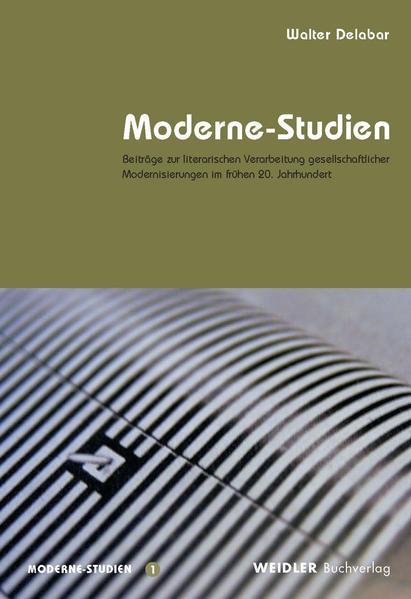 Moderne-Studien - Coverbild