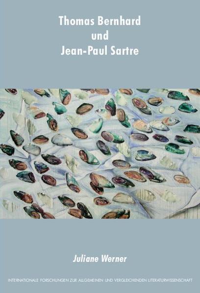 Thomas Bernhard und Jean-Paul Sartre - Coverbild