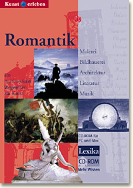 Kunst erleben - Romantik - Coverbild