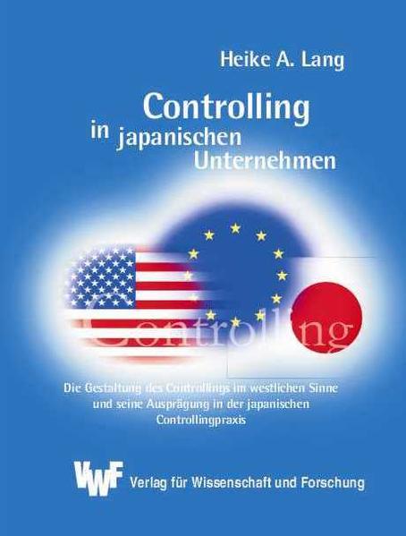 Controlling in japanischen Unternehmen - Coverbild