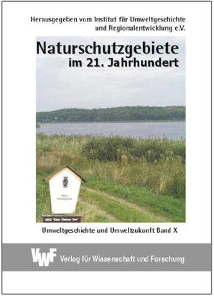 Naturschutzgebiete im 21. Jahrhundert - Coverbild