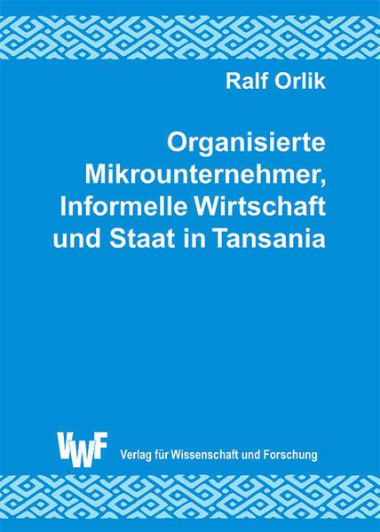 Organisierte Mikrounternehmer - Coverbild