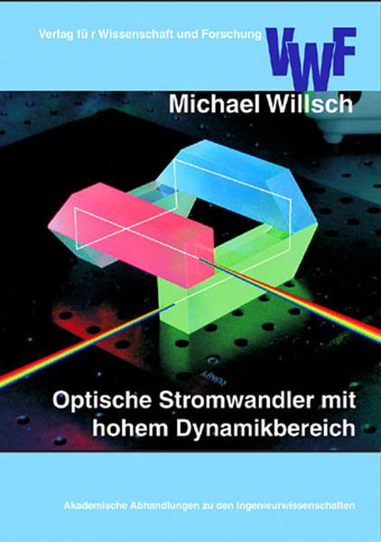 Optische Stromwandler mit hohem Dynamikbereich - Coverbild