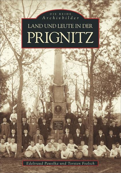 Land und Leute in der Prignitz - Coverbild