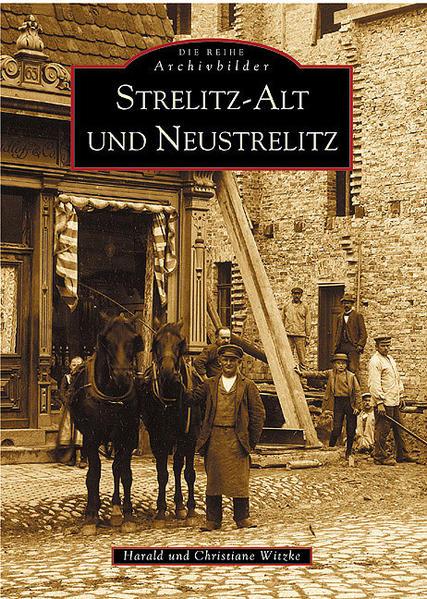 Strelitz-Alt und Neustrelitz - Coverbild