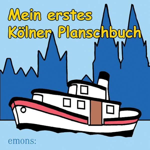 Mein erstes Kölner Planschbuch - Coverbild