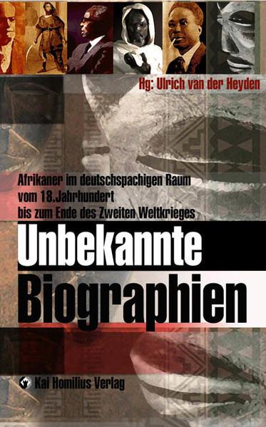 Unbekannte Biographien - Coverbild