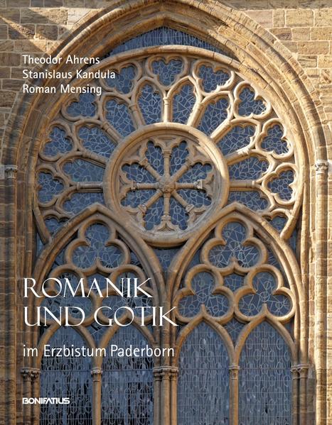 Romanik und Gotik im Erzbistum Paderborn - Coverbild