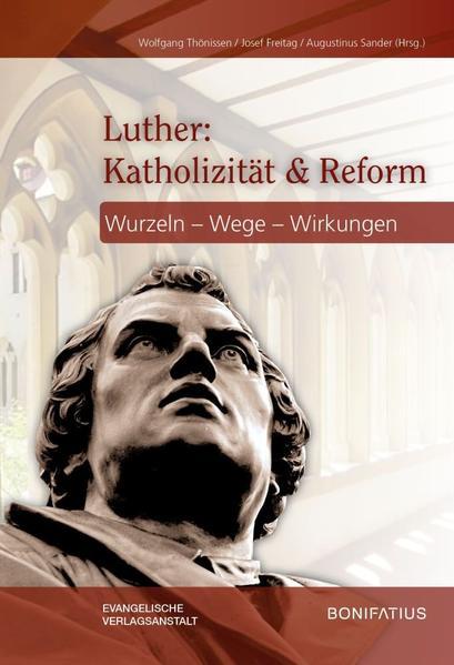 Luther: Katholizität & Reform - Coverbild