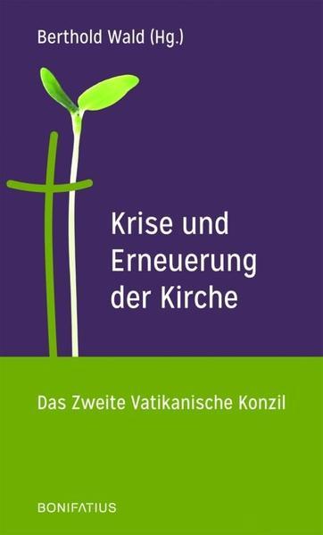 Krise und Erneuerung der Kirche - Coverbild
