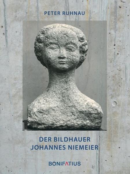 Der Bildhauer Johannes Niemeier - Coverbild