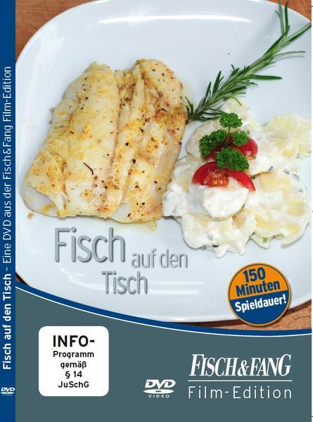 Fisch auf den Tisch - Coverbild
