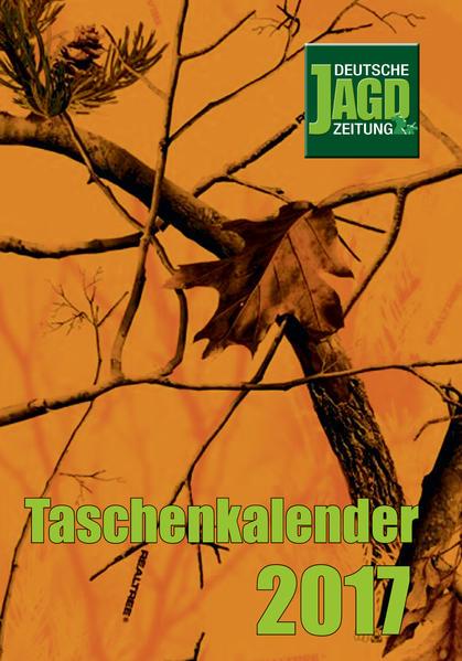 Taschenkalender DJZ 2017 - Coverbild