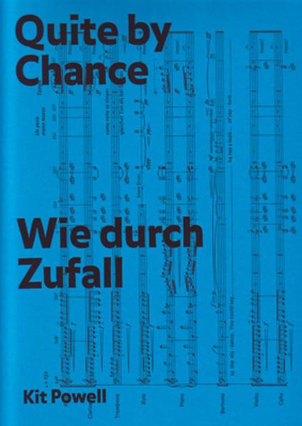 Quite by Chance/ Wie durch Zufall - Coverbild