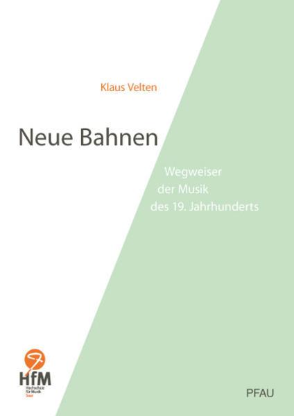 Neue Bahnen - Coverbild