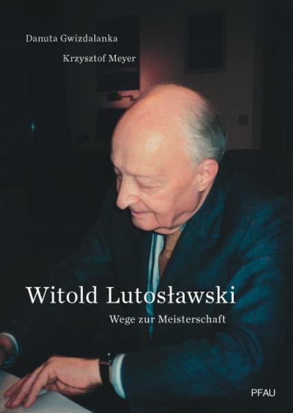Witold Lutosławski - Coverbild