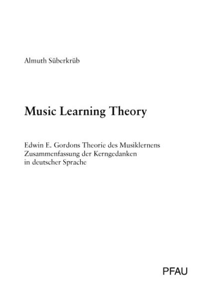 Music Learning Theory - Coverbild