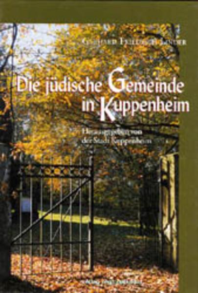 Die jüdische Gemeinde in Kuppenheim - Coverbild
