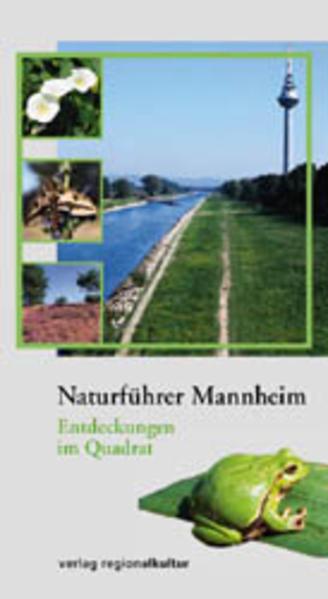 Naturführer Mannheim - Coverbild