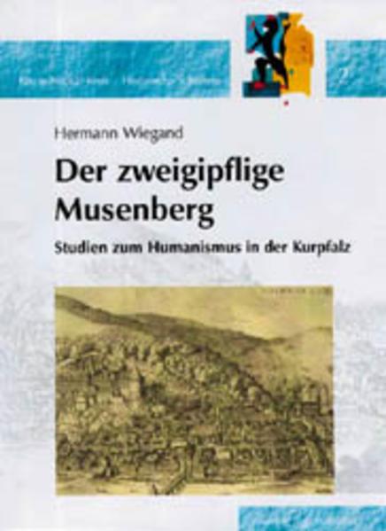 Studien zum Humanismus in der Kurpfalz - Coverbild