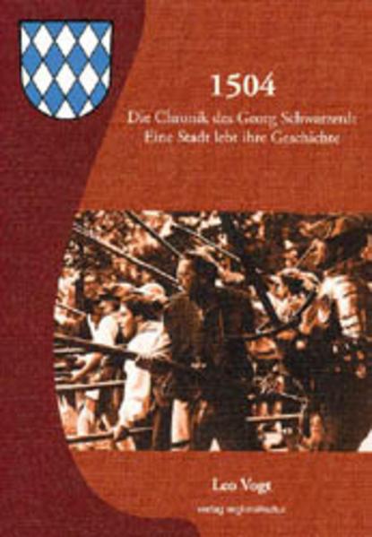 1504 - Die Chronik des Georg Schwarzerdt - Coverbild