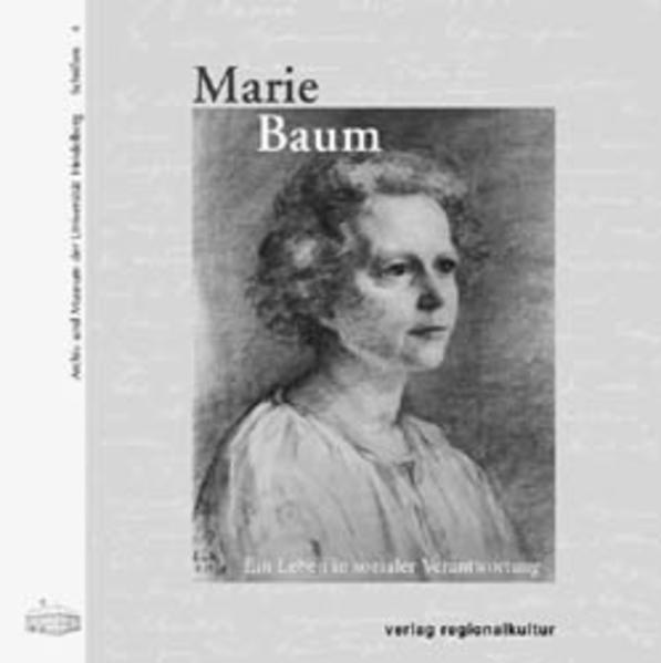 Marie Baum - Coverbild