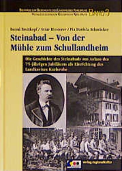 Steinabad - Von der Mühle zum Schullandheim - Coverbild