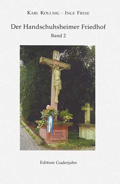 Der Handschuhsheimer Friedhof - Band 2 - Coverbild
